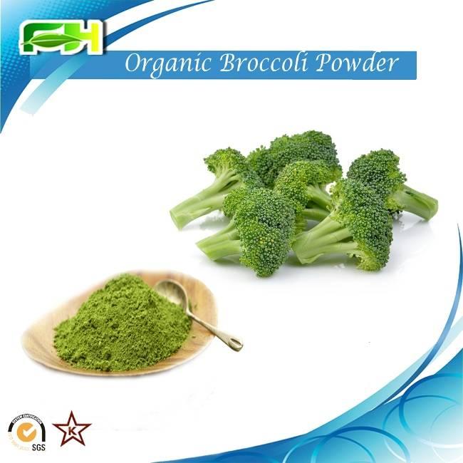 Broccoli Extract. Organic Broccoli Powder
