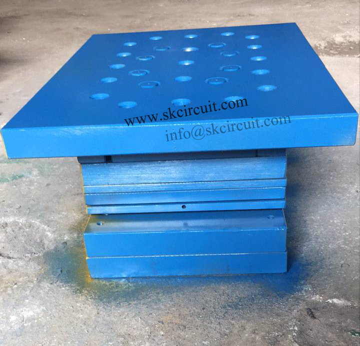 PCB Punching tool of punch times more than 250,000 times