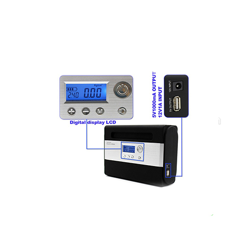 Factory direct supply battery rechargeable 12v automotive air pump tire inflator compressor