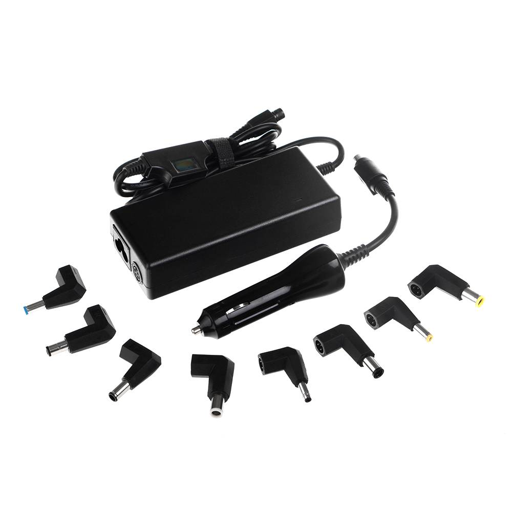 100W Universal Laptop AC DC Power Adapter USB Power ChargerPower Supply EU Plug for Notebook Used Ca