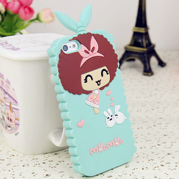 New Design Silicone Cellphone Cover