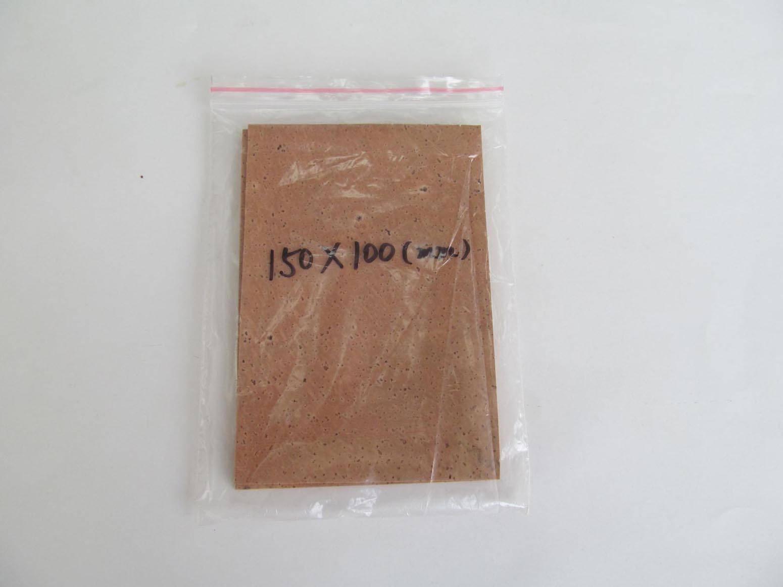 Musical Instrument Sheet Cork