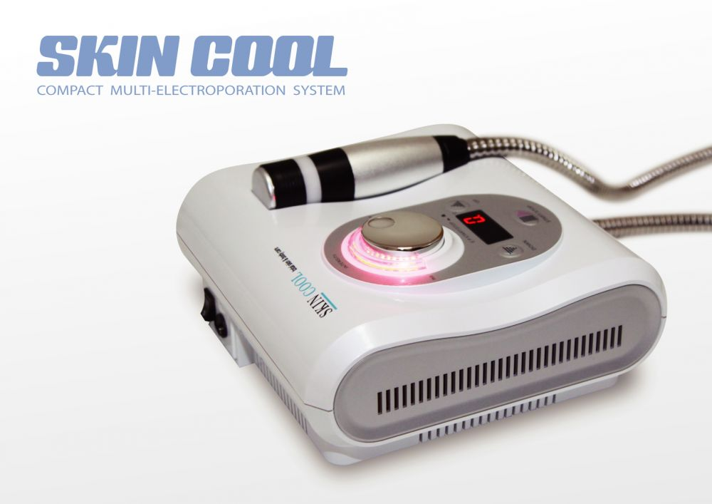 Skin Cool no needle mesotherapy machine for face treatment