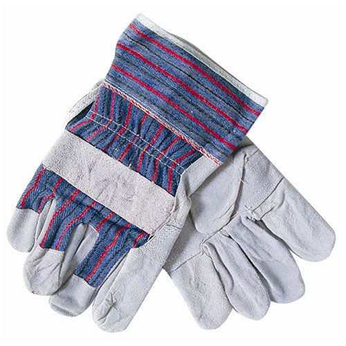 Leather Safety Protection Work Gloves