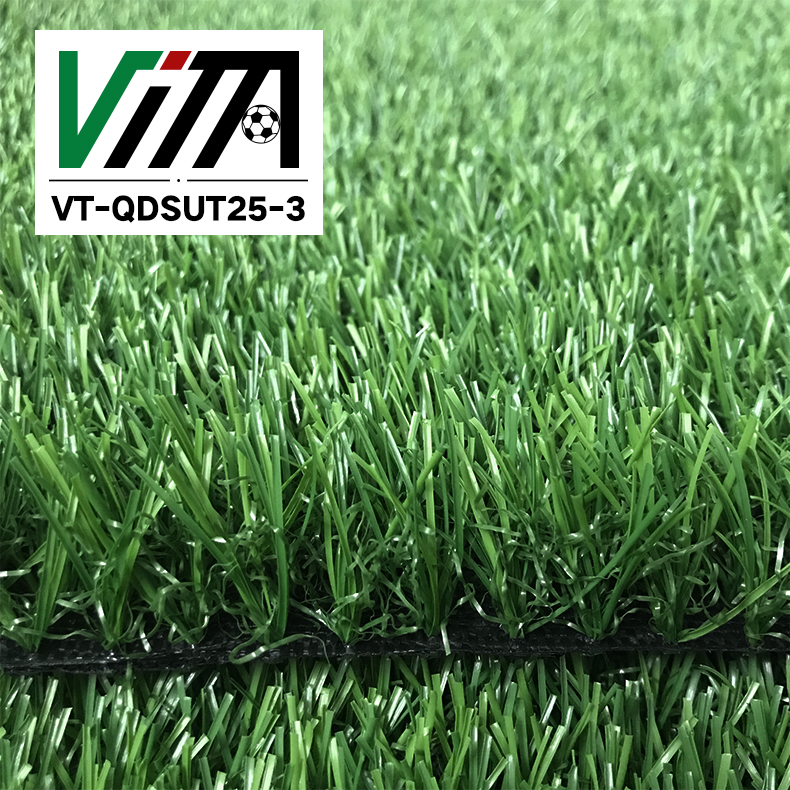 Artificial Grass 30mm Astro Garden Realistic Natural Turf Fake Lawn VT-QDSUT25-3