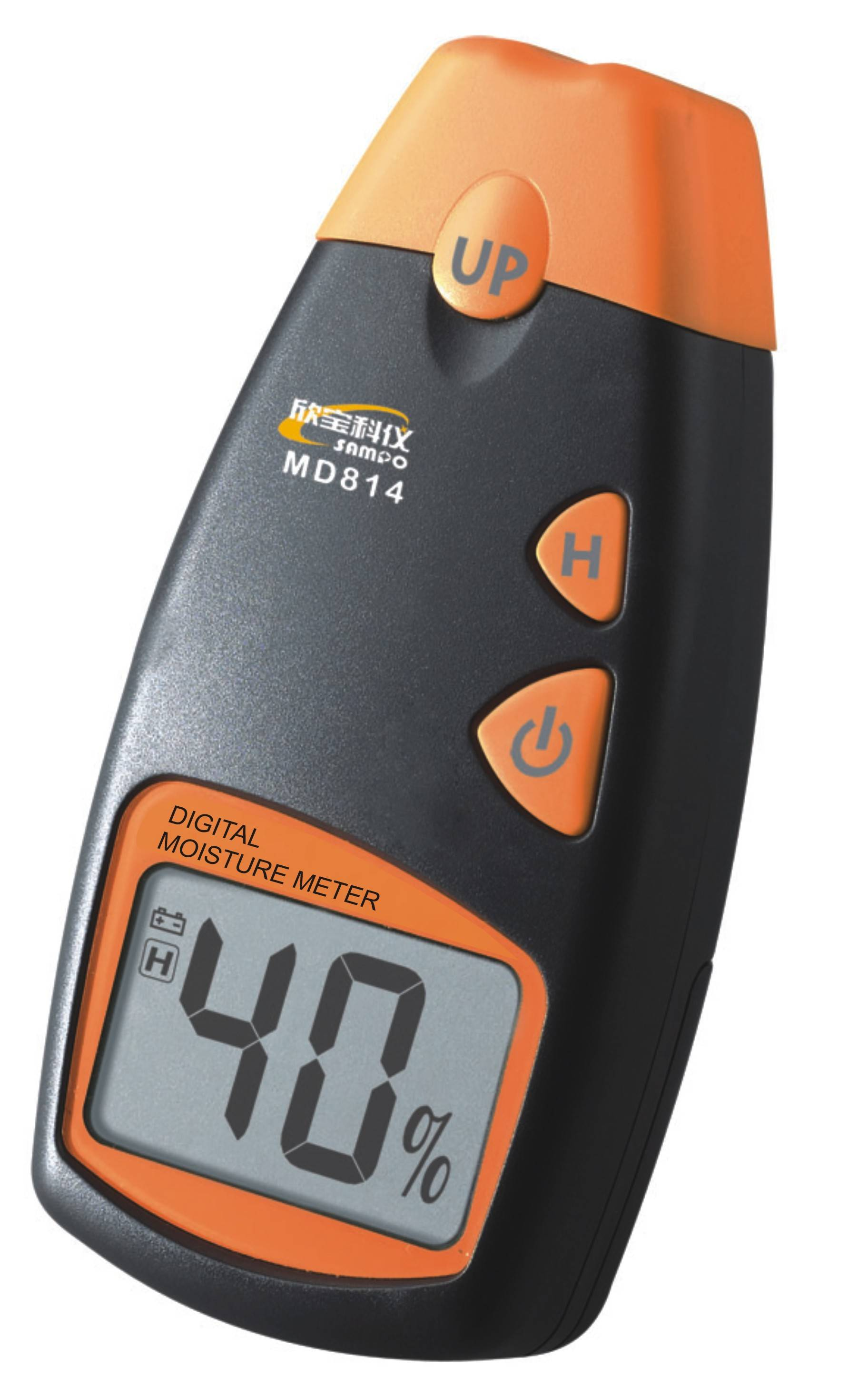 Digital wood moisture meter Factory accuracy 1%