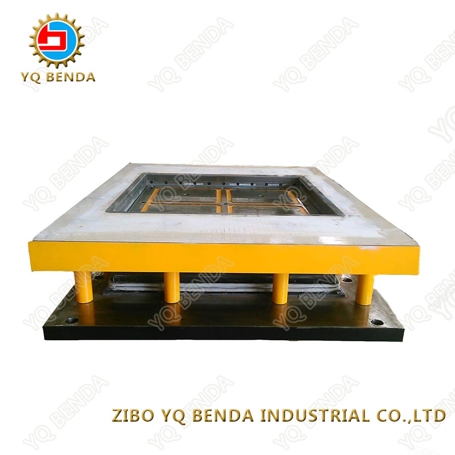 Ceramic tile mould steel made factory price