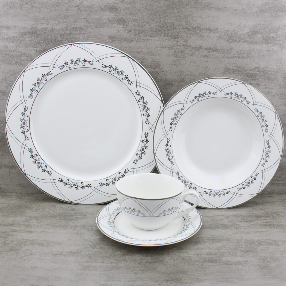 cool holiday boxed dinnerware sets