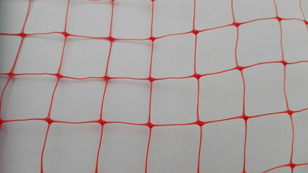 orange safety cargo net for truck car used