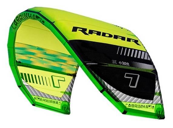 Cabrinha Radar Versatile Freeride Kiteboarding Kite
