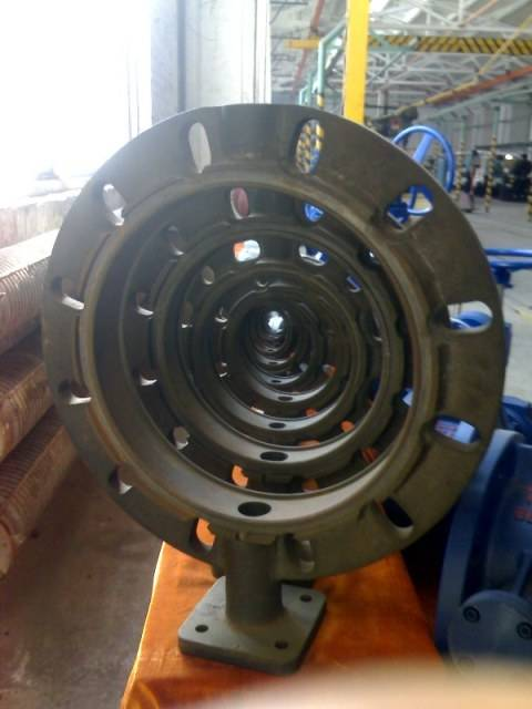 Ductile Iron Valve's Flanged