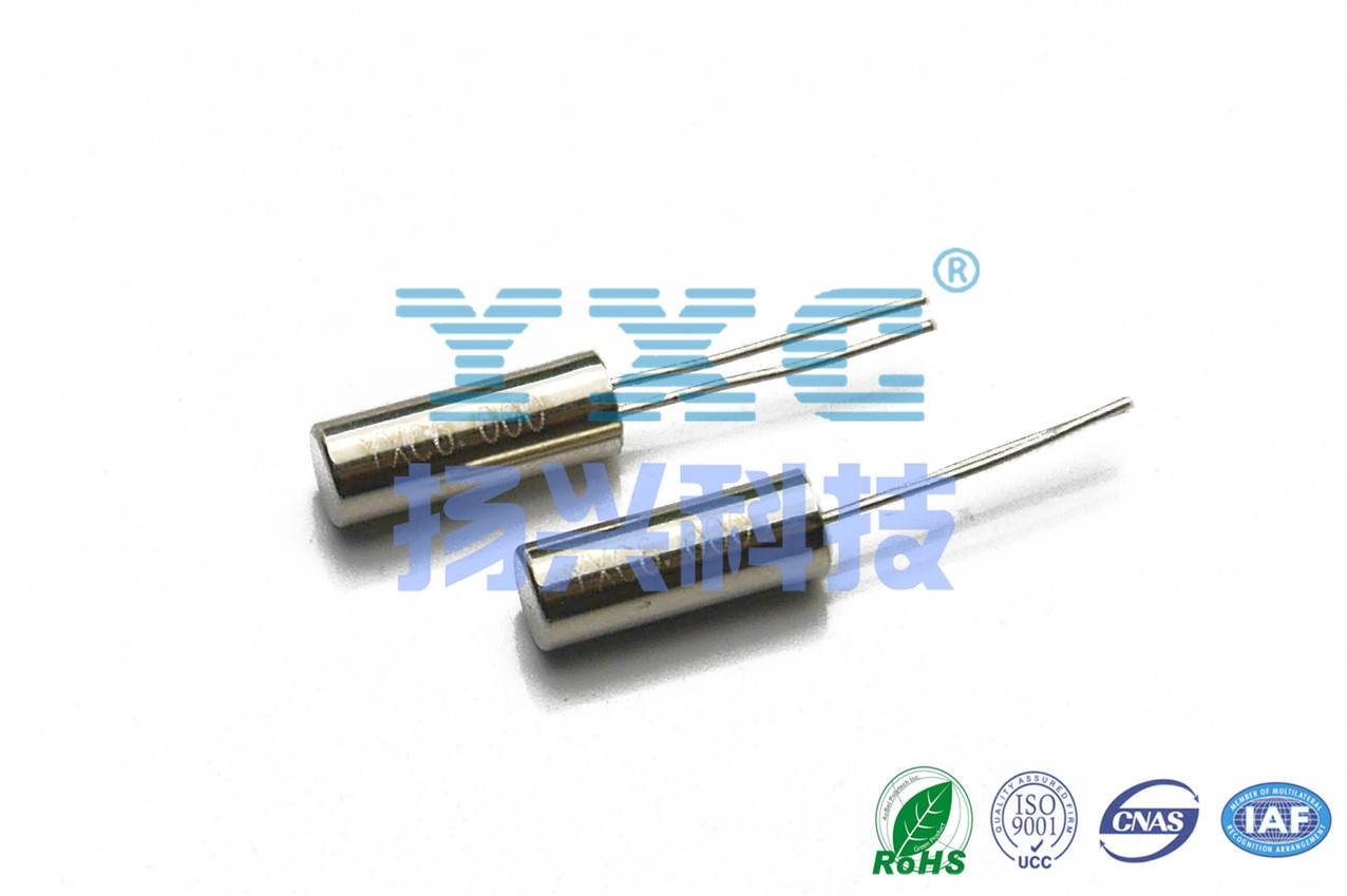 6MHZ 3*8mm DIP Quartz Crystal Resonator 20PF 20PPM 2P 6 mhz 6.000 m hz 6.000mhz 3080 3.0*8.0mm M
