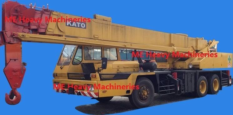 Used 25ton crane, Kato make