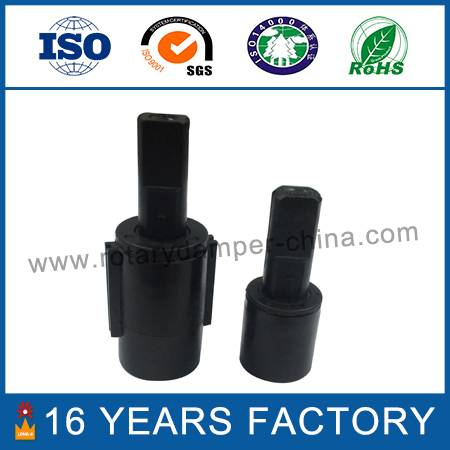 Limited structure rotary damper for high quality intelligent toilet seat cover