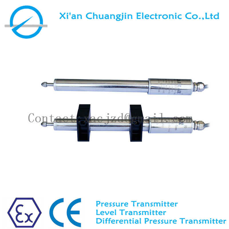 Utmost high reliable DC LVDT displacement linear position sensor