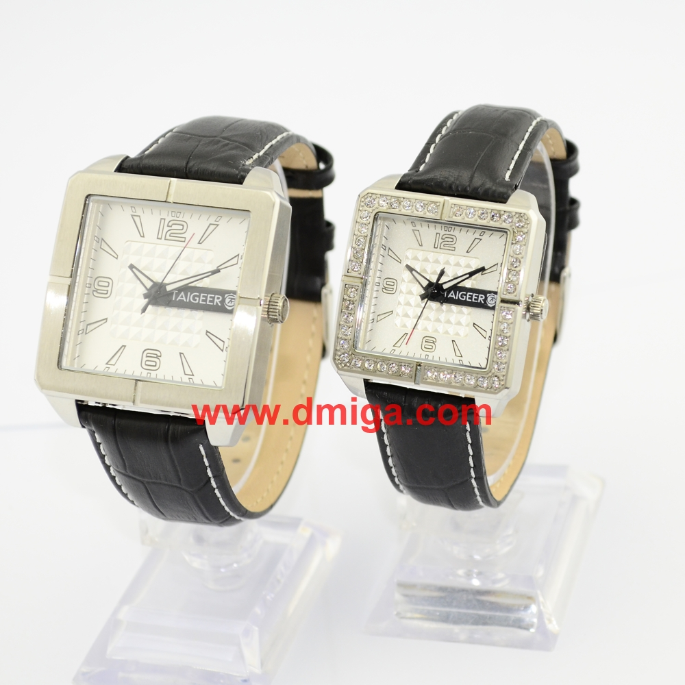 replaceable photo dial watch personalized watch with crystal