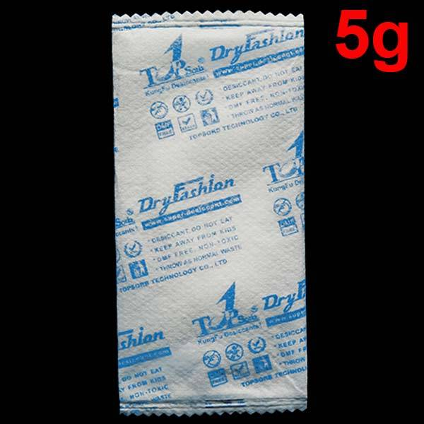 Super Desiccant Sachets for Garment & Textile DF-5g