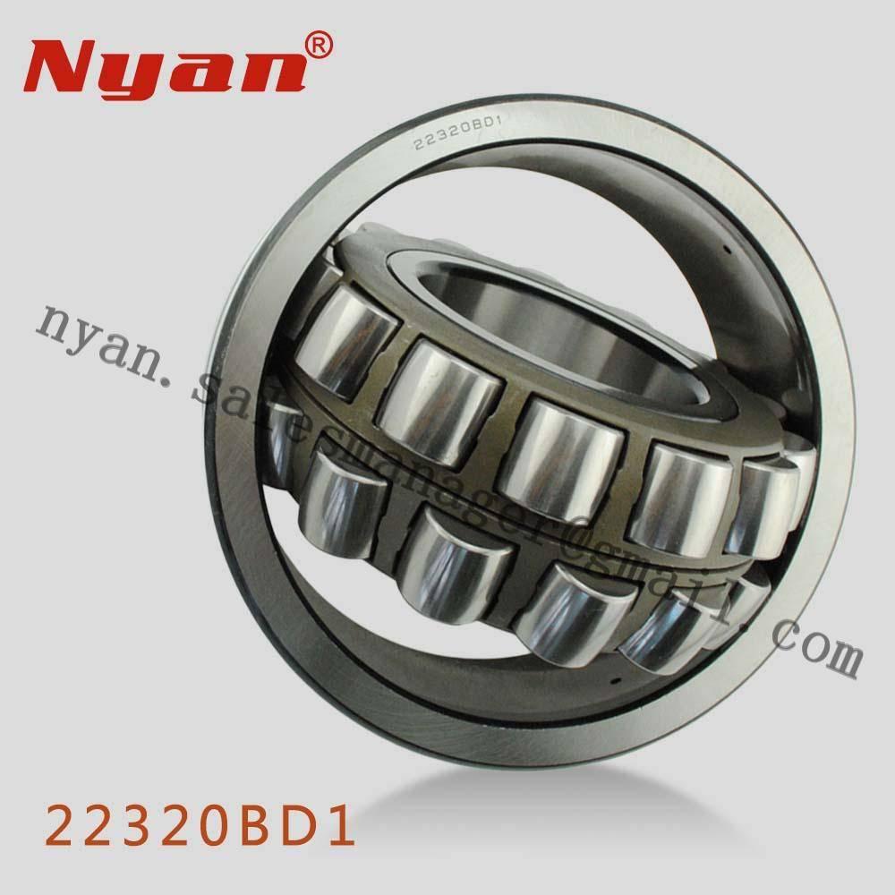 Excavator Bearings supplier manufacturer NYAN Bearing 22320bd1