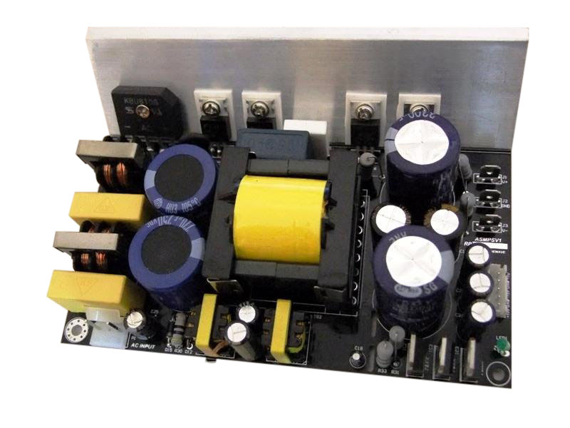 800W RATED POWER SUPPLY
