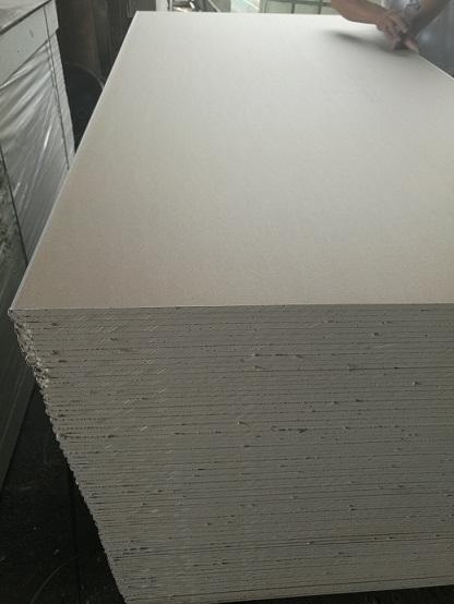 Guaranteed quality gypsum board
