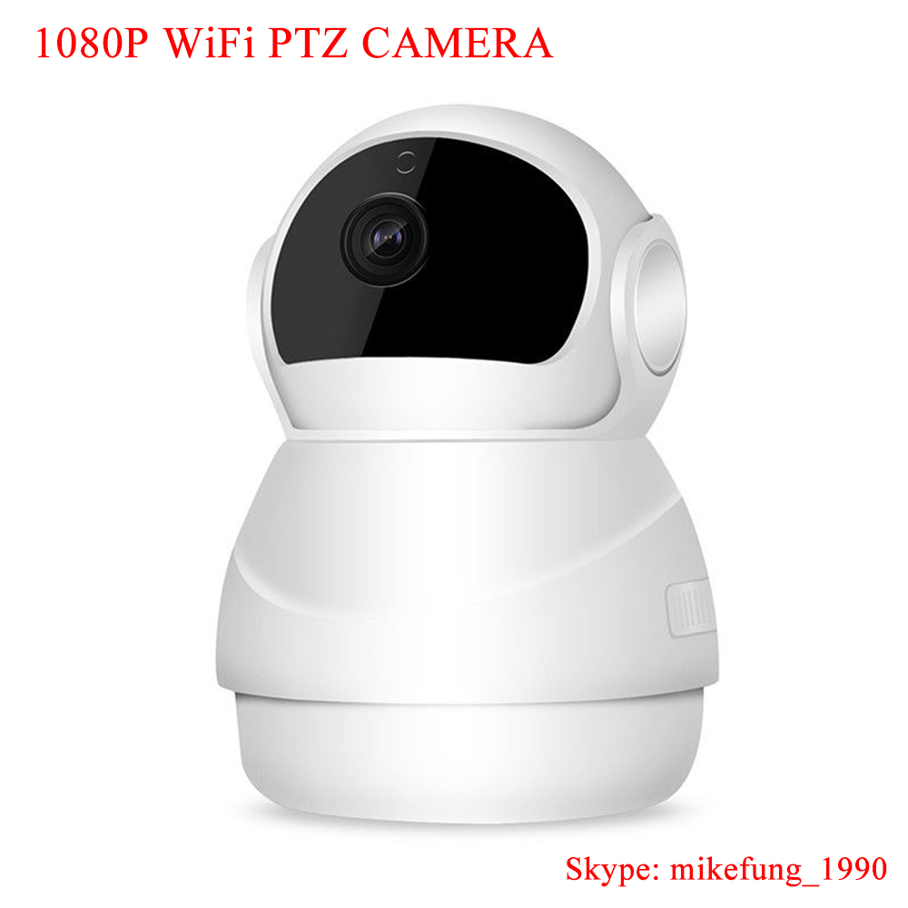 1080P Pan Tilt Home Security Wireless IP Camera for Baby Monitor
