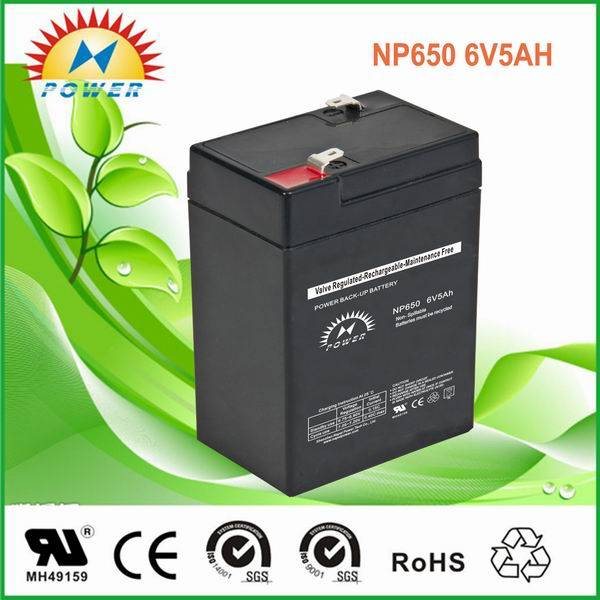 lead acid /sealed /ups/solar/ battery6V4.5Ah
