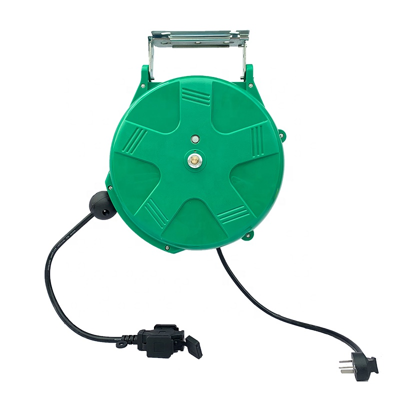 Retractable cable reel Auto retractable water drum Automatic telescopic wall-mounted hose reels