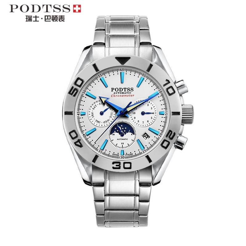 PODTSS PT6282 Multifunction Watch