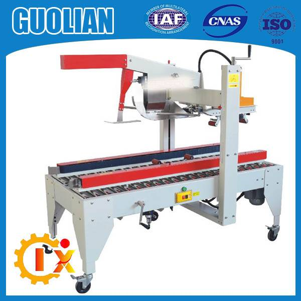 Automatic folding and sealing carton box sealer