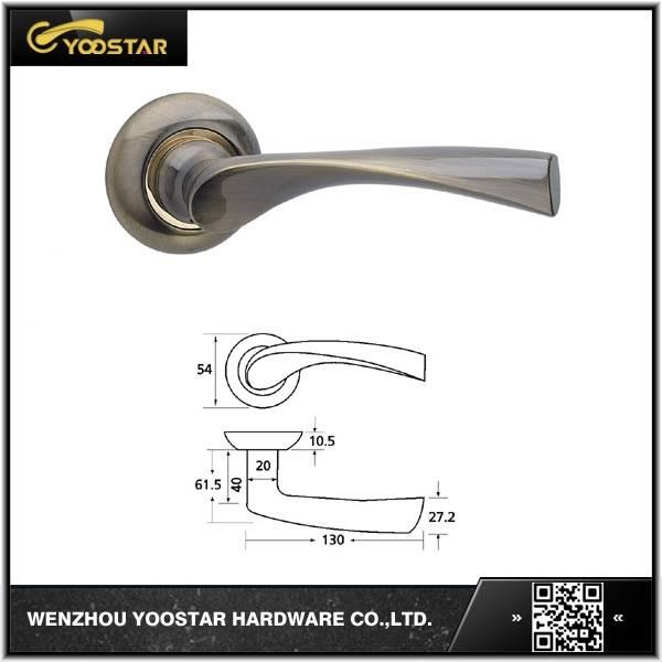 European popular hot sale door handle
