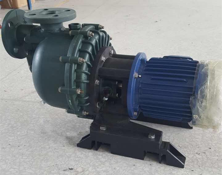 1-7.5HP coaxial self priming acid/alkaline-resistant pump (style Super)