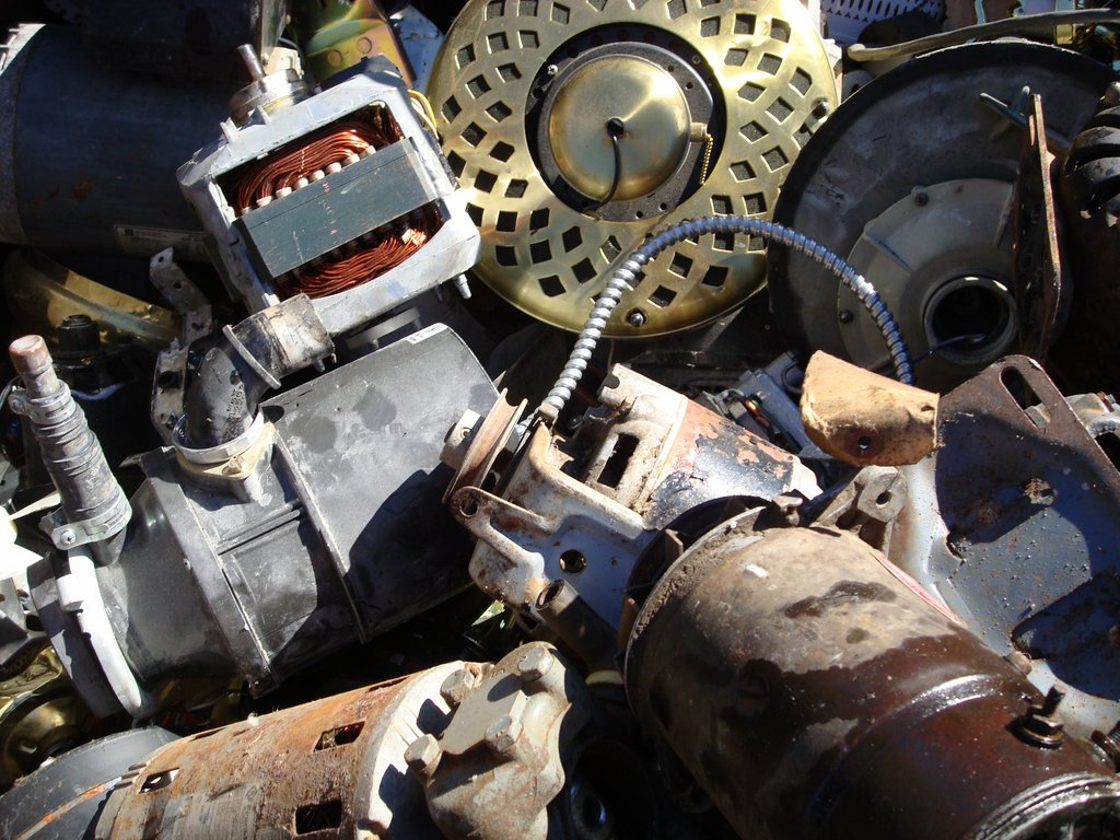 Electric Motor Scrap, Compressor Scrap