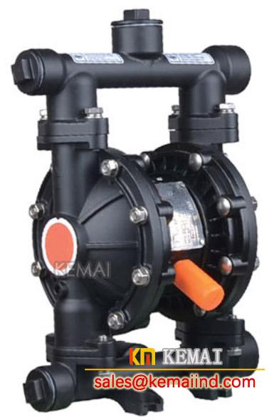 Pneumatic diaphragm pump can adjust the air pressure