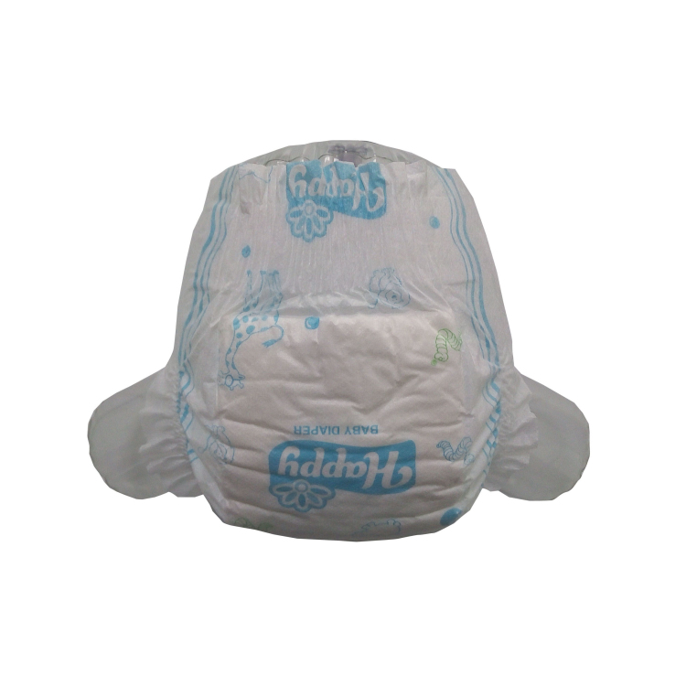 Hot Sell Soft Breathable Sleepy Comfortable Disposable Baby Diapers