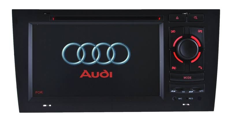 Audi S6 RS6 dvd Navigation