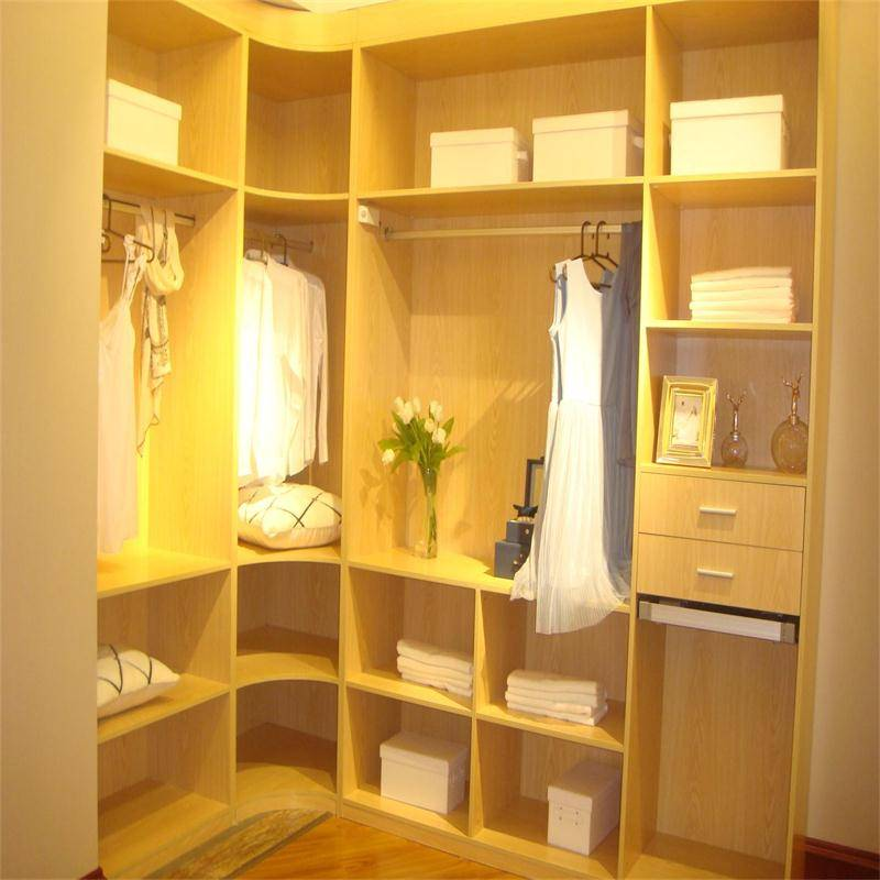 Fully Customized Bedroom Wardrobe