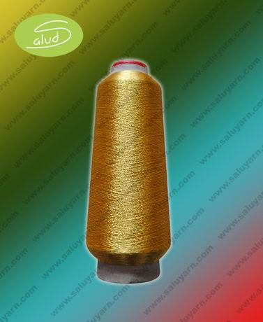 MX-Type Metallic yarn, Lurex yarn/Pure Metallic yarn