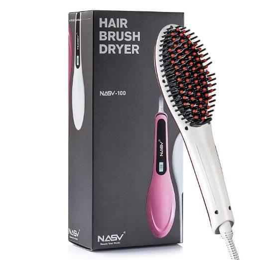 Beautiful Star NASV Straightener Hair Comb Hair Styling Tool China Supplier