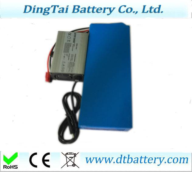 ebike battery 36v 13.6ah battery pack for 36v 250w 350w motor
