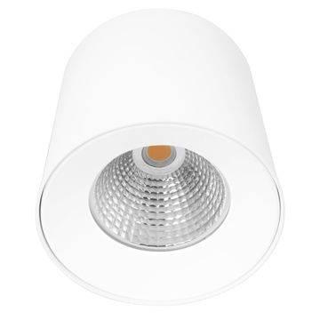 LED COB surface mounted, special circuit design, aluminium material, downlight