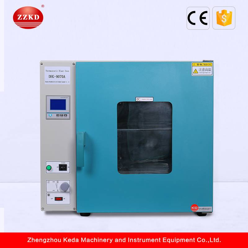 Laboratory Electric Blast Drying Oven with Timing