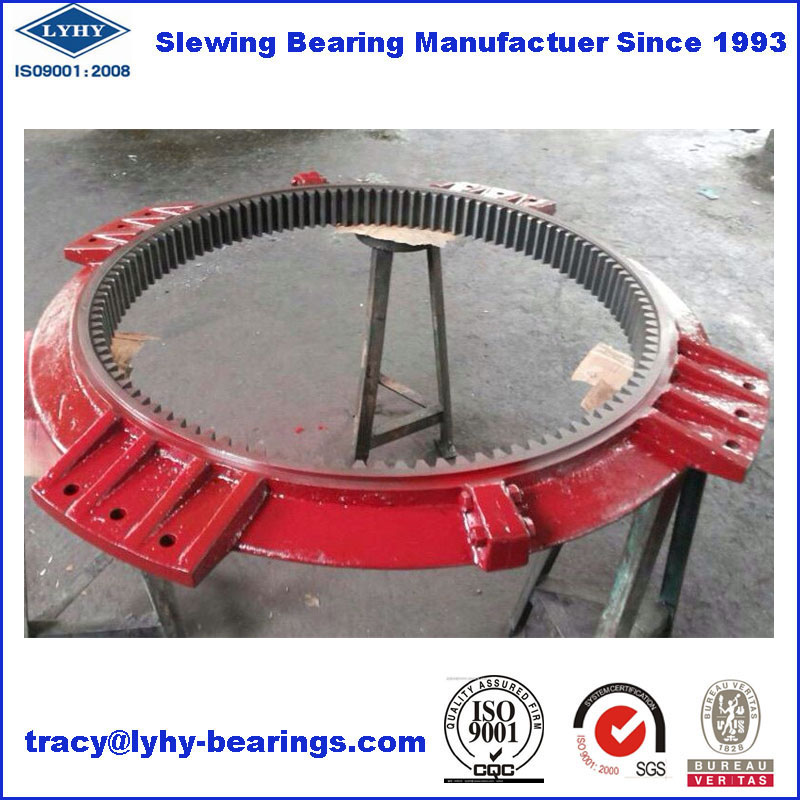 Split Slewing Bearing for Water Processing Equipment