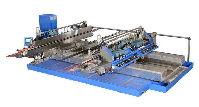 HSD-2025AQ Glass Double Edger (glass edger and polisher)