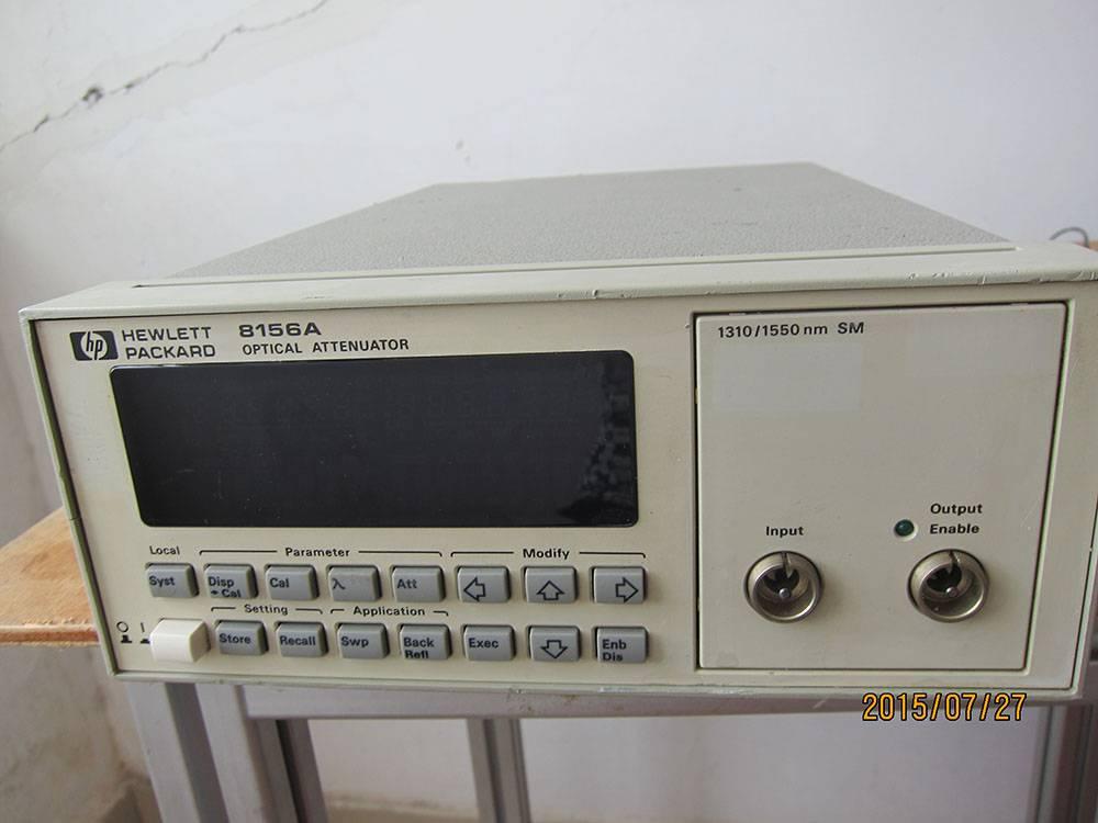 HP 8156A