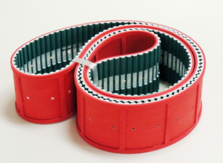timing belt for glass four side edging machine