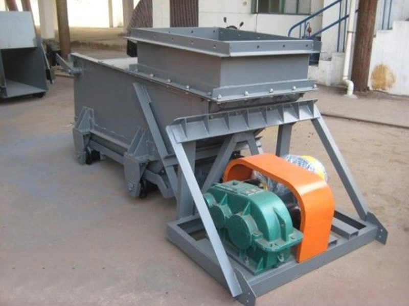 K type reciprocating feeder for coal preparation plant