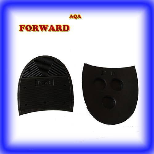 China factory of high abrasion rubber heels for men