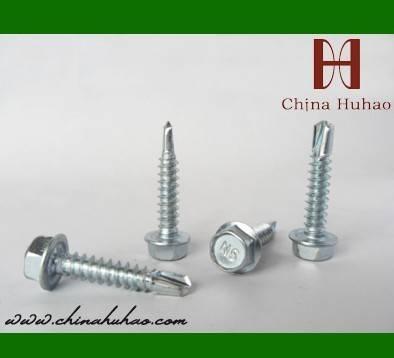 C1022 Zinc Plated Self Drilling Screws