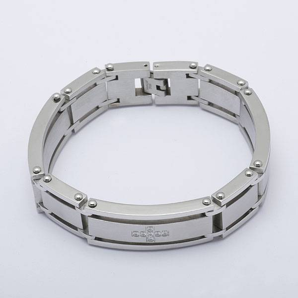 selling stainless steel bracelet