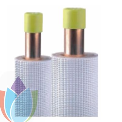 Pair Insulated tube with M1 insulation